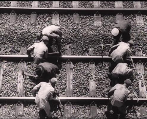 Fotó a Pályamunkások című filmből